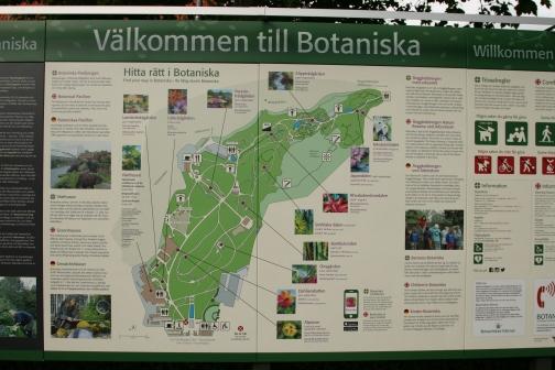 Botanical Garden in Göteborg