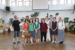 Mezinárodní proejktový tým BG COME IN! 2019 Poznaň
