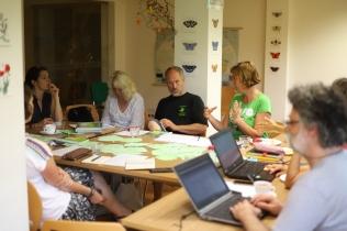 Poslední mezinárodní projektové setkání v polské Poznani v červnu 2019